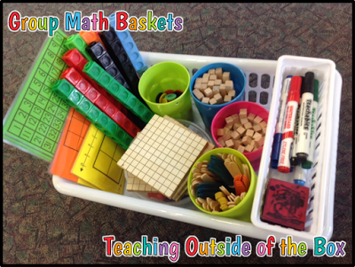 Teaching Outside of the Box...: Guided Math