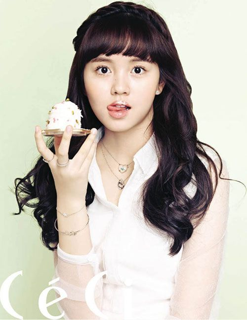 Kim So Hyun | Seriously this girl hazz skillzzz when it comes to acting. BTW, she's only 15. one of my favorites.