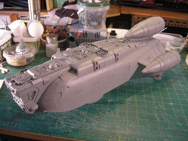 Pin by Brendan Lee on Awesome Kitbashed and Scratch Built