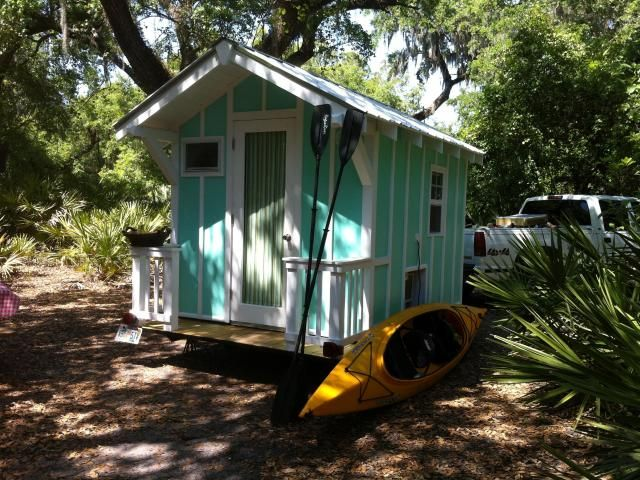 Tiny House for sale in Florida on Tiny House Listings looks very