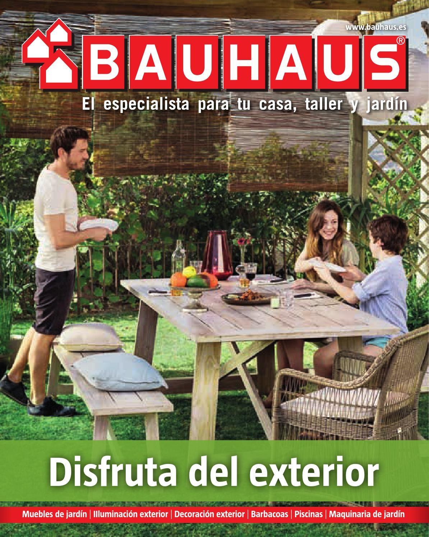 bauhaus mesas y sillas de jardin