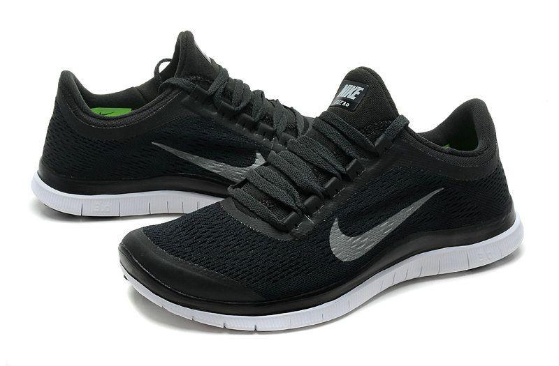 pretty nice 7b091 0dc2b Nike Free 3.0 V5 Anthracite Metallic Silver White 590393 001