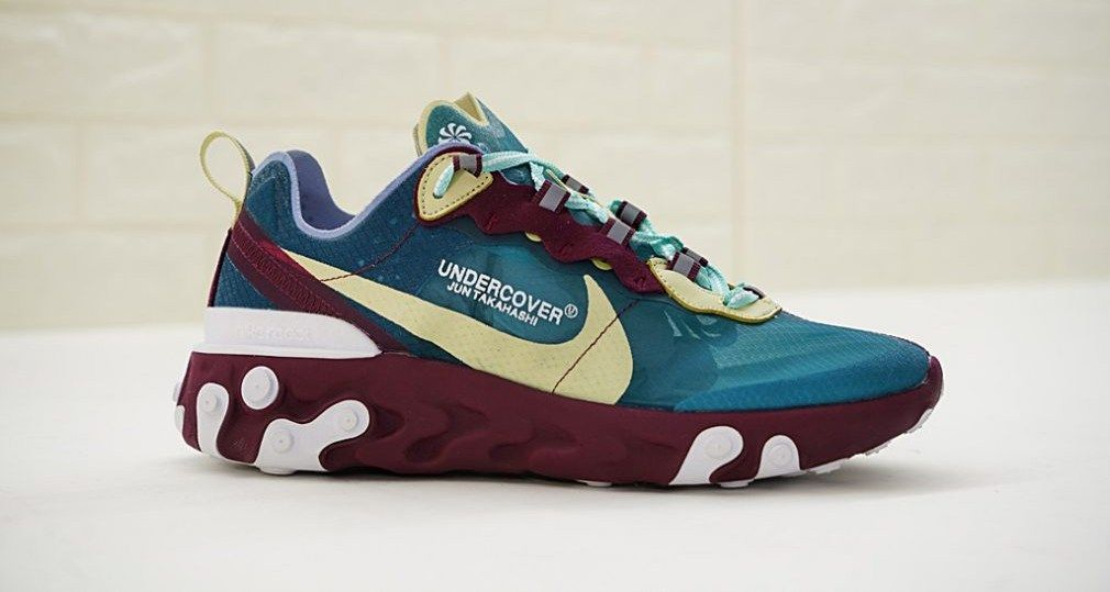 d34a851f UNDERCOVER x Nike React Element 87 Appears in New Colorways | shoes ...