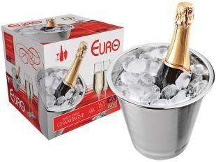 Balde para Champagne 4 Litros - Euro Home - IN2346