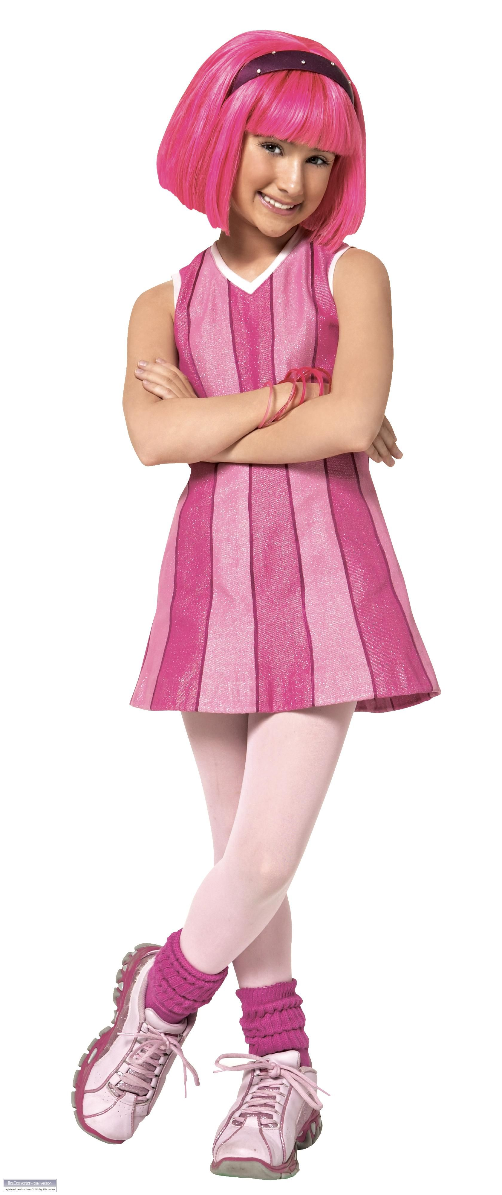 the girl from lazy town sexy
