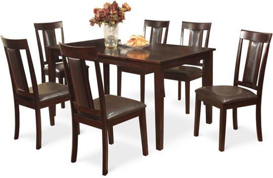 Christian 7 Piece Dining Set Dining Room Sets 7 Piece Dining Set Dining