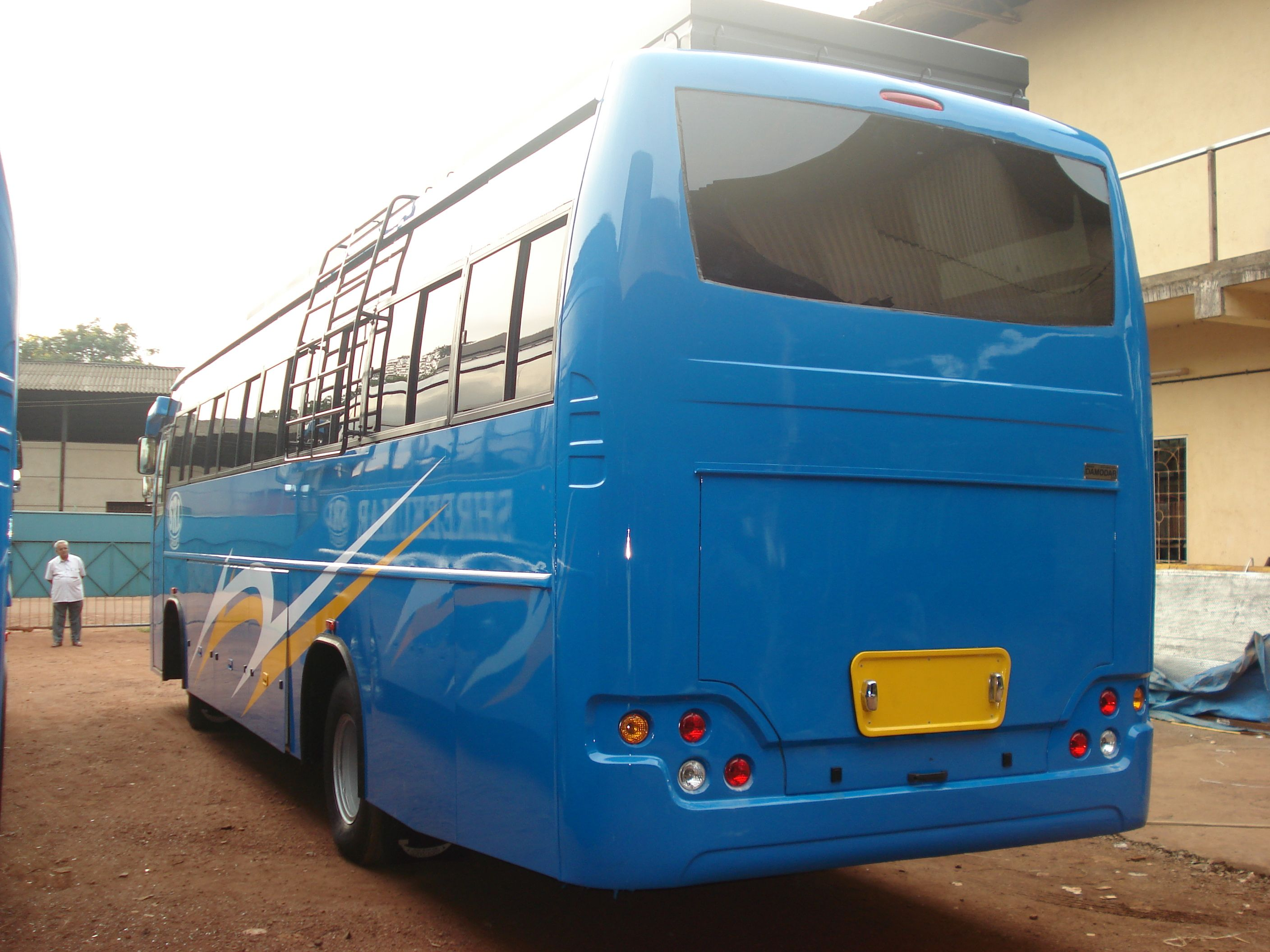 Seater Bus