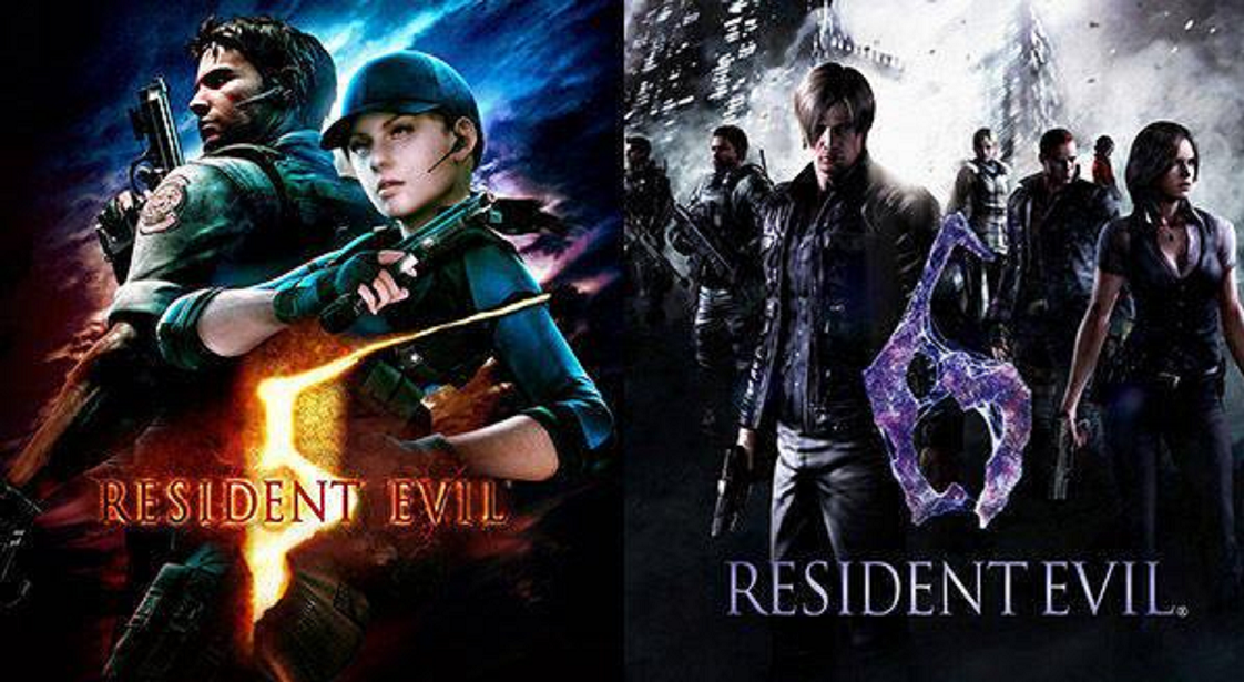 Demos Resident Evil 5 Y 6 Gratis Para Nintendo Switch Resident Evil 5 Resident Evil Nintendo