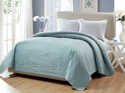 Lightweight Reversible Bed Quilt Bedspread Microfiber Home Bedding Bed Spreads Quilt Bedding Quilted Bedspreads