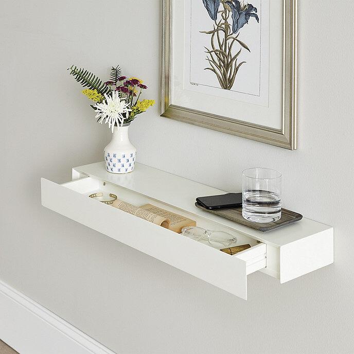 36+ Floating shelf with drawer ikea ideas