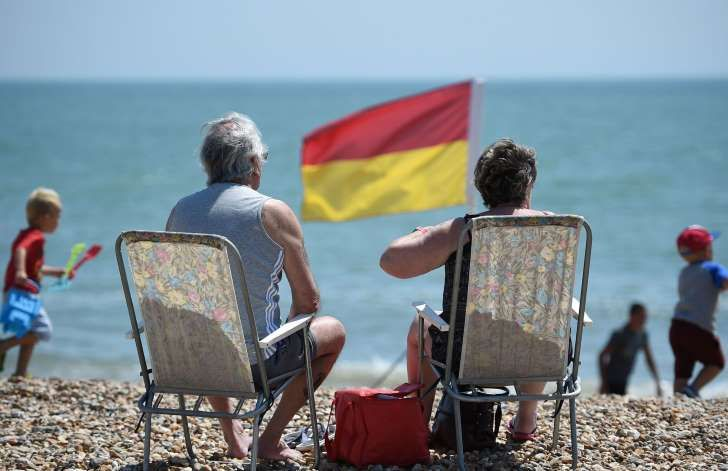 Britain set for temperatures on par with Beirut and Baghdad