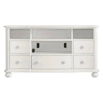 coastal living by stanley furniture retreat media console saltbox