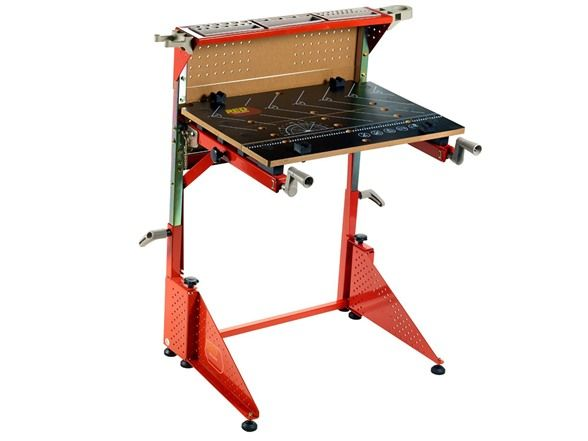 Admirable Red Toolbox Kids Workbench Kids Toys Kids Workbench Caraccident5 Cool Chair Designs And Ideas Caraccident5Info