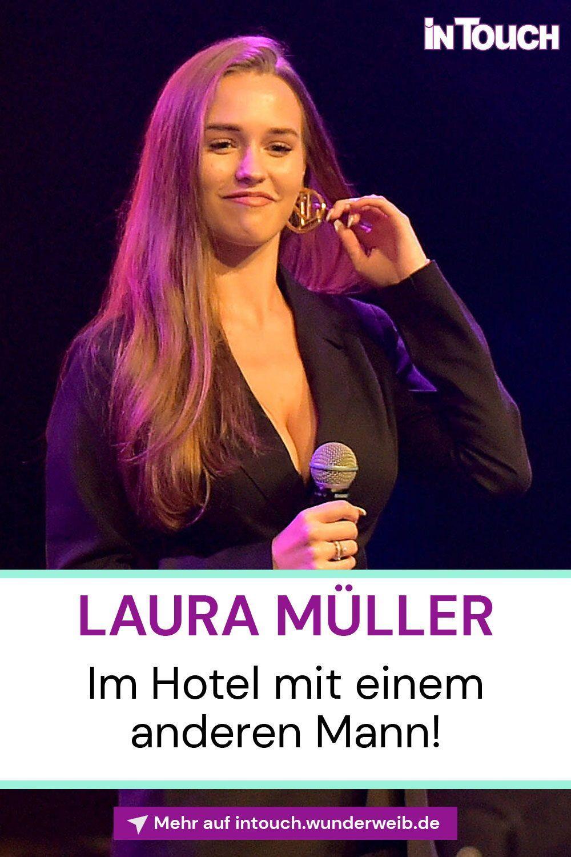 Laura Müller: Erwischt mit einem anderen Mann!   InTouch