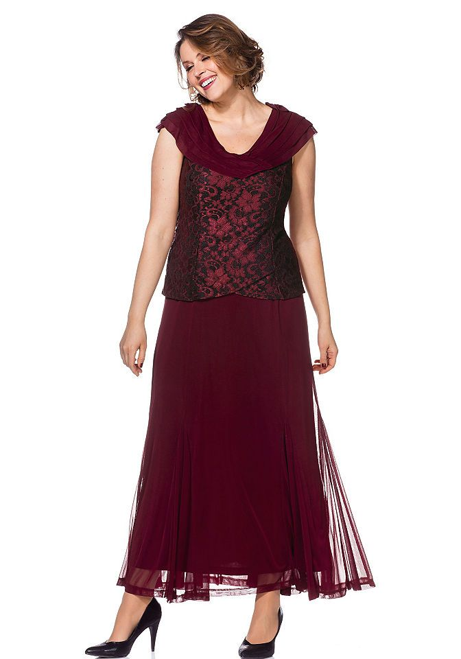 339826893ac7 sheego Style Abendkleid Jetzt bestellen unter  https   mode.ladendirekt.de
