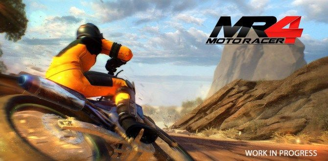 Moto Racer 4 Gets a Thrilling Launch Trailer
