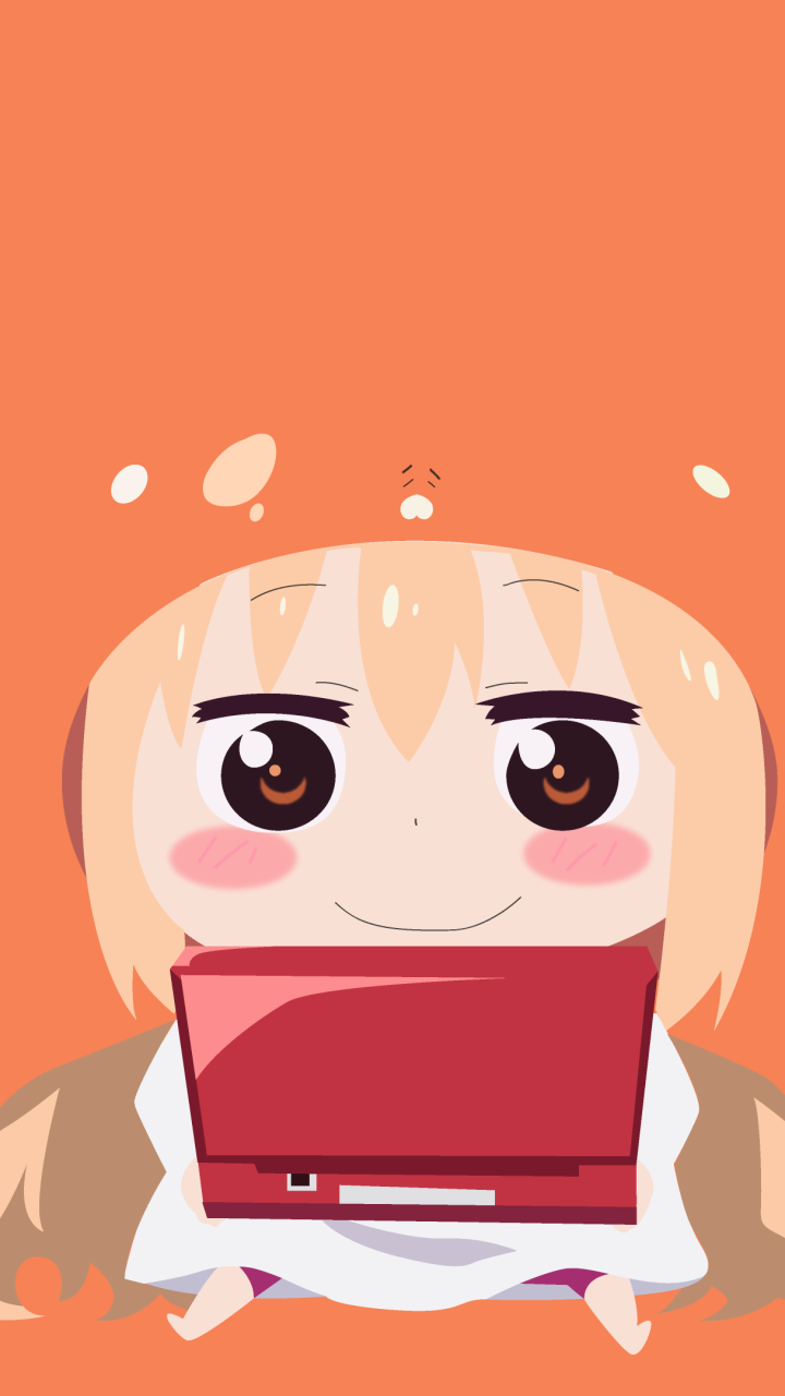 Anime Himouto Umaru Chan 720x1280 Mobile Wallpaper Chibi Wallpaper Cute Anime Wallpaper Anime