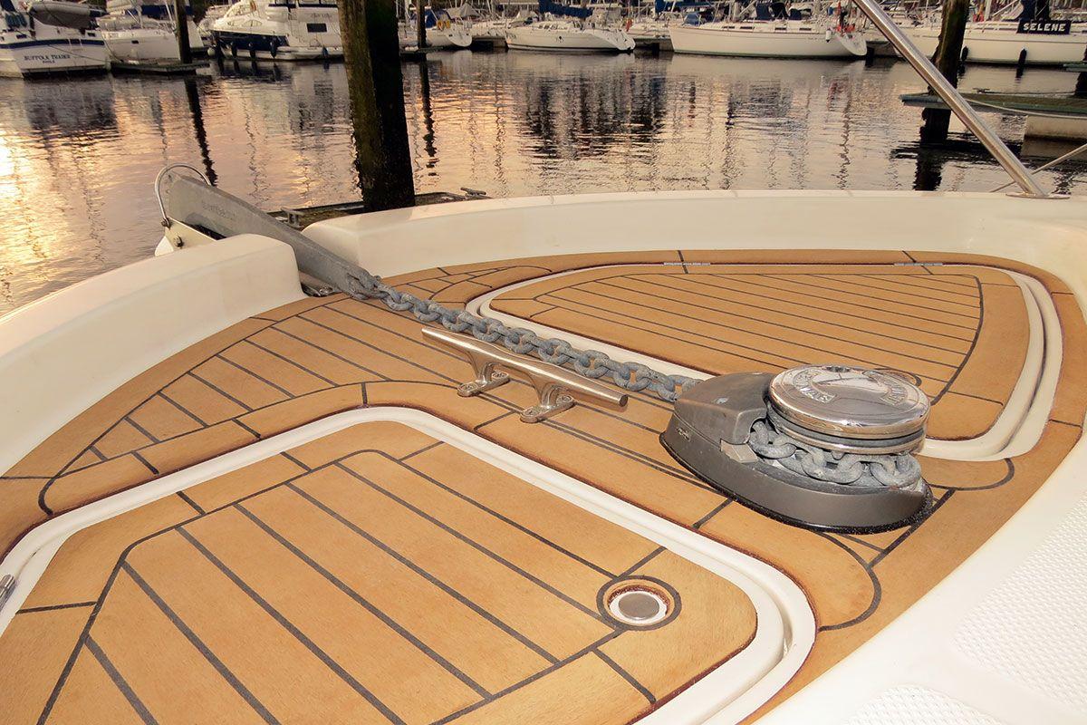 pontoon boat decking no maintenance, special price faux teak
