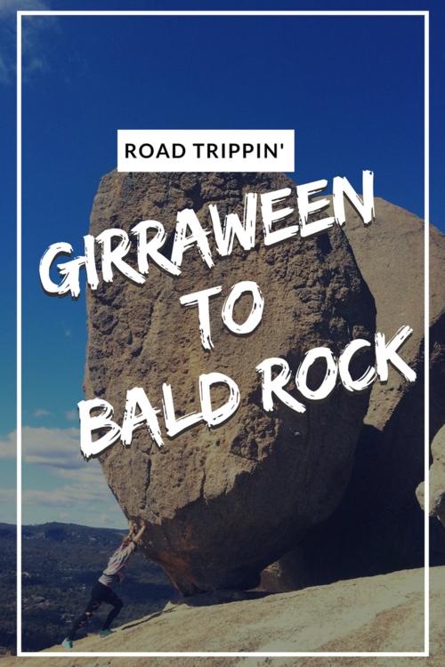 Kangaroos, Balancing Rock, Hikes, and Vistas Australia