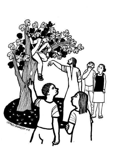 Pin by Visual Lectionary on Luke 19:1 Zacchaeus