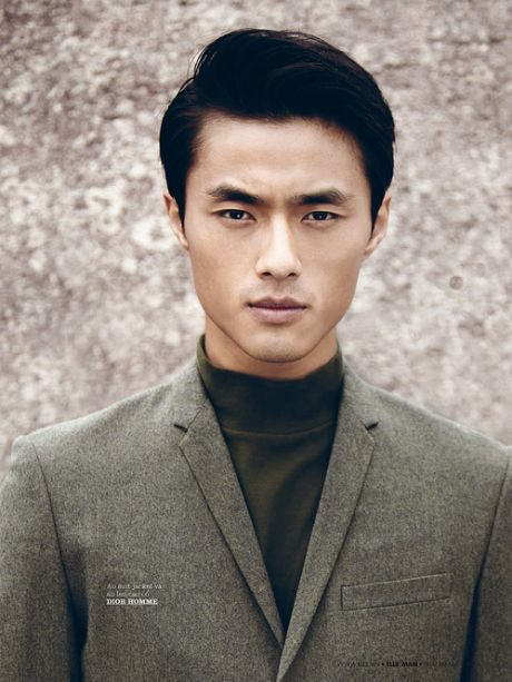 Very well. Chinese male models very valuable