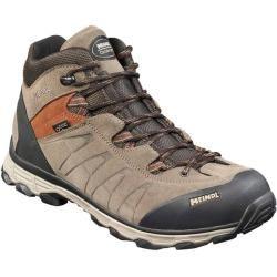 Photo of Zapatillas de senderismo ligeras para hombre Meindl Asti Mid Gtx, talla 44 ½ en marrón / terracota, talla 44 ½ en marrón / T