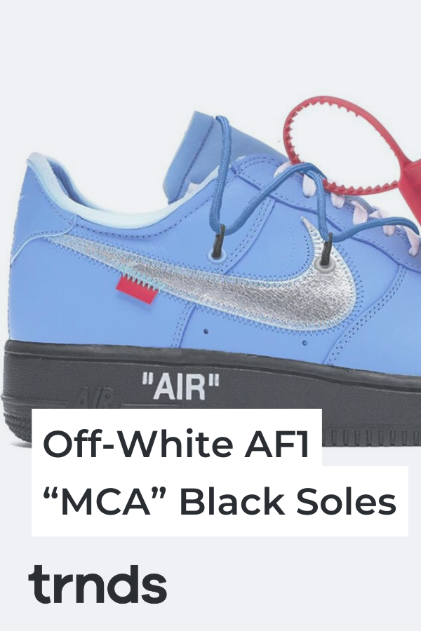 Rumors About A New Off White X Nike Air Force 1 Mca Are Spreading Nike Air Force Nike Air Air Force 1