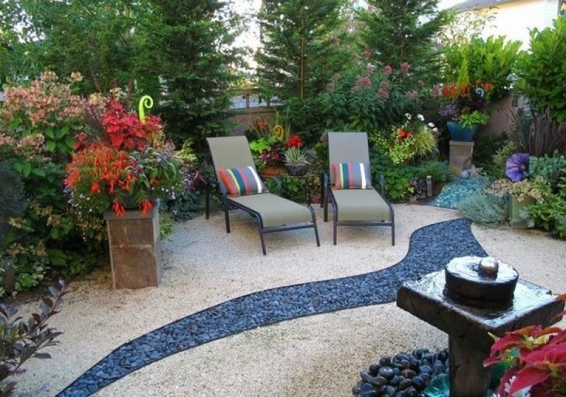 Decomposed Granite Landscaping Ideas   The Gardening