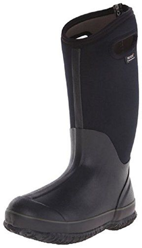 Bogs Muck Boots Womens 15 Classic Rubber Farm Wp 9 Black 60153 This Is An Amazon Affiliate Link Details Can Boots Snow Boots Women Knee High Boots Winter
