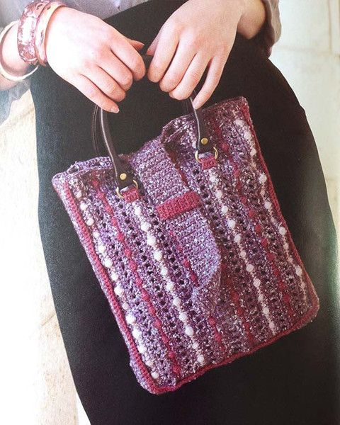 Picture of Crochet Totes and Accessories