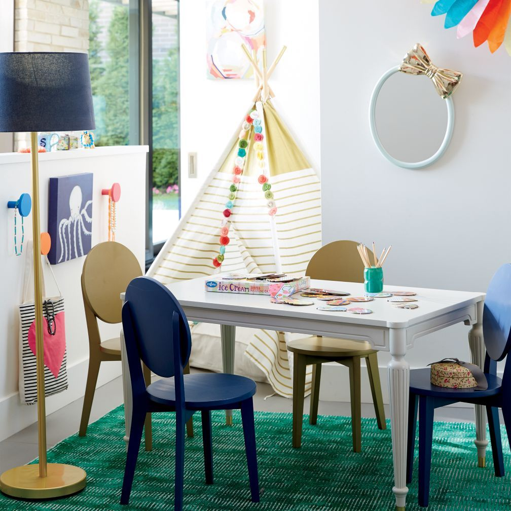 Fluted Play Table The Land Of Nod Dream House Pinterest Kids