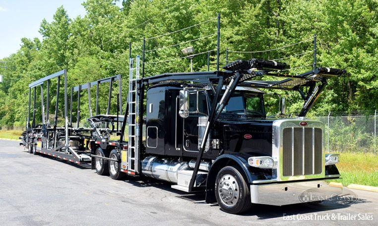 2017 Peterbilt 389 - 8776N - East Coast Truck and Trailer Sales | Peterbilt  389, Peterbilt, Car carrier