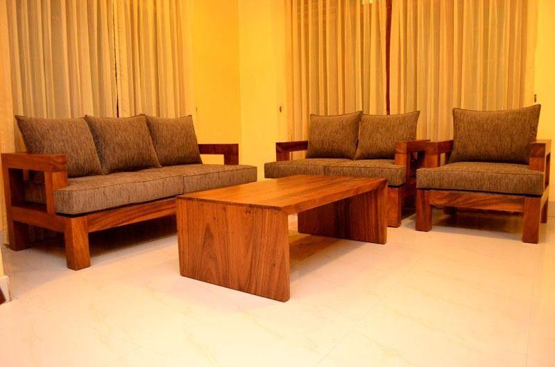 Indian Style Sofa Set