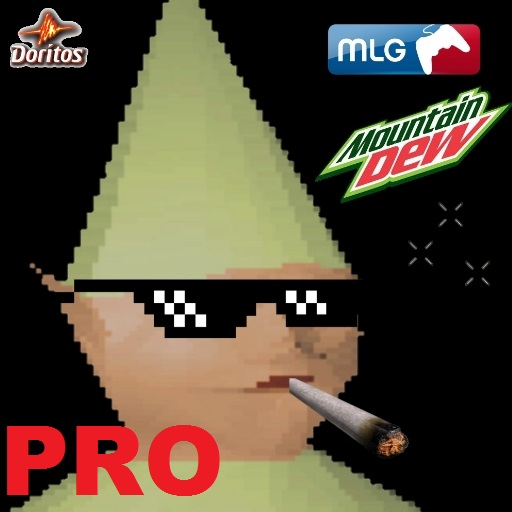 Deal With It Glasses Small Cool Glasses Thug Life Meme Background