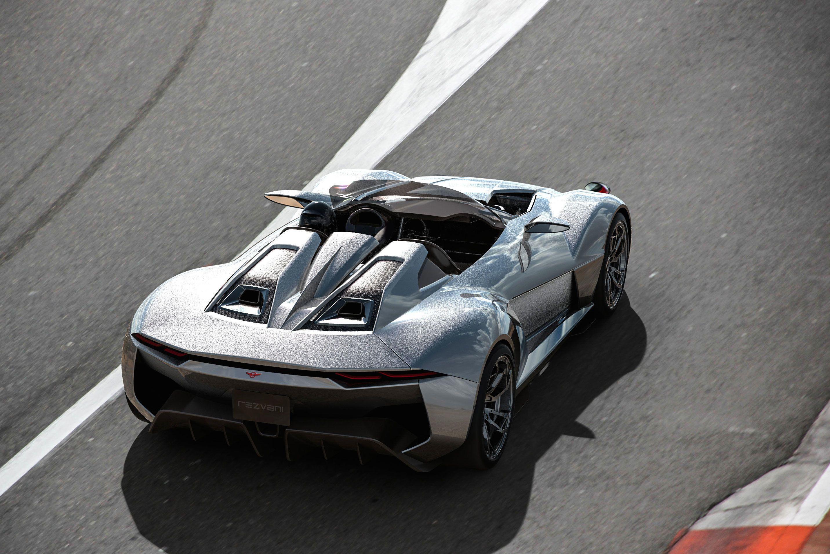 Rezvani Beast Super Cars Ariel Atom Beast