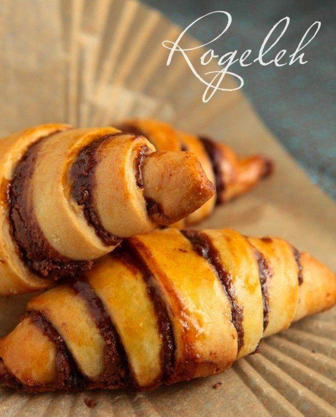 Préférence Réalisez des croissants au chocolat parfaits et DÉLICIEUX avec  ZK57