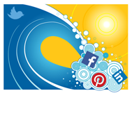 Social Media Marketing Workflow…. Or Tsunami?
