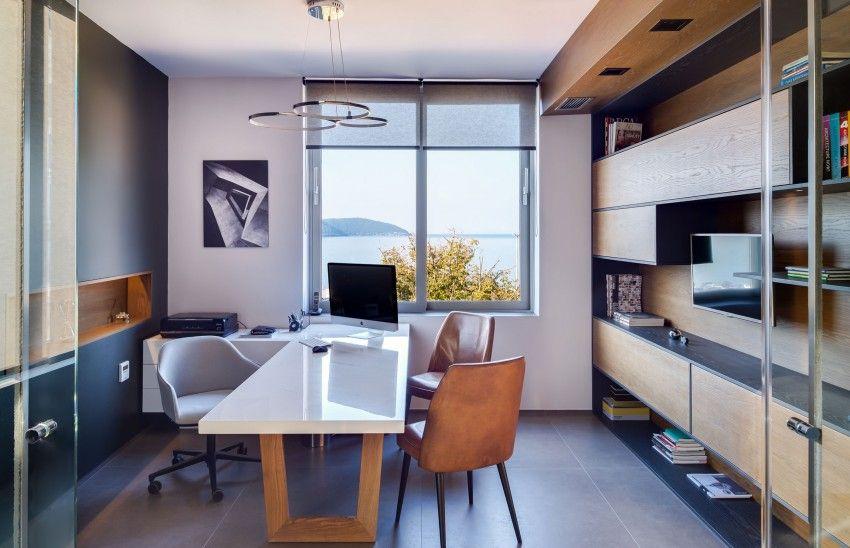 The Stylish Offices of VR Architects in Igoumenitsa