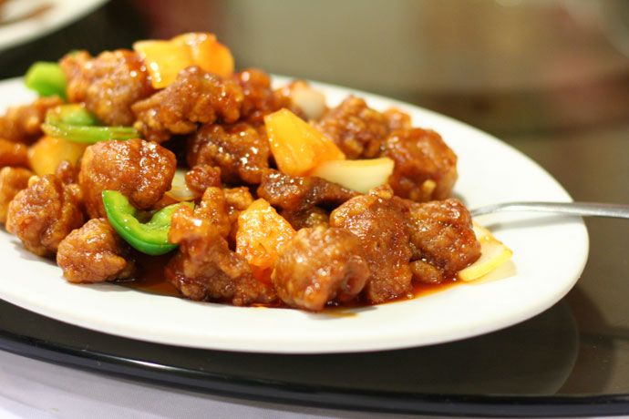Chinese food recipes sweet and sour pork recipe yummy chinese food recipes sweet and sour pork recipe forumfinder Image collections