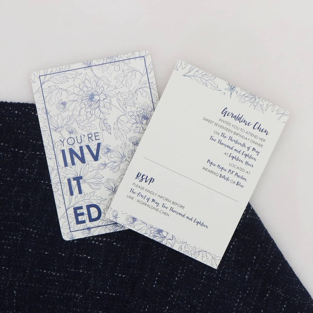 Our favourite size for invitation is 12 x 17 cm but we are ...