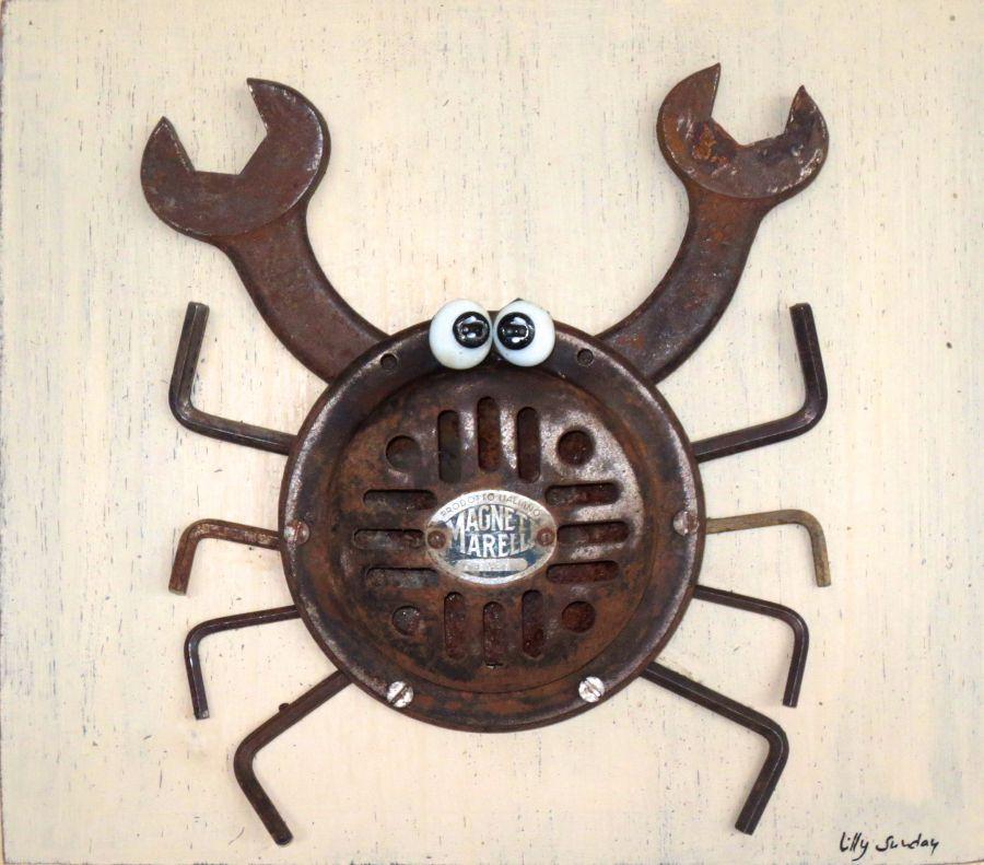 found object animals sculpture pinterest r cup bricolage et recyclage. Black Bedroom Furniture Sets. Home Design Ideas