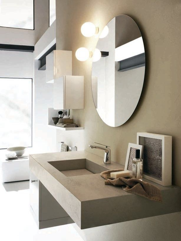 Bathroom furniture set AB 903 BY @Rab Arredobagno | come live with ...