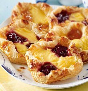 Pudding-Kopenhagener Rezept    LECKER