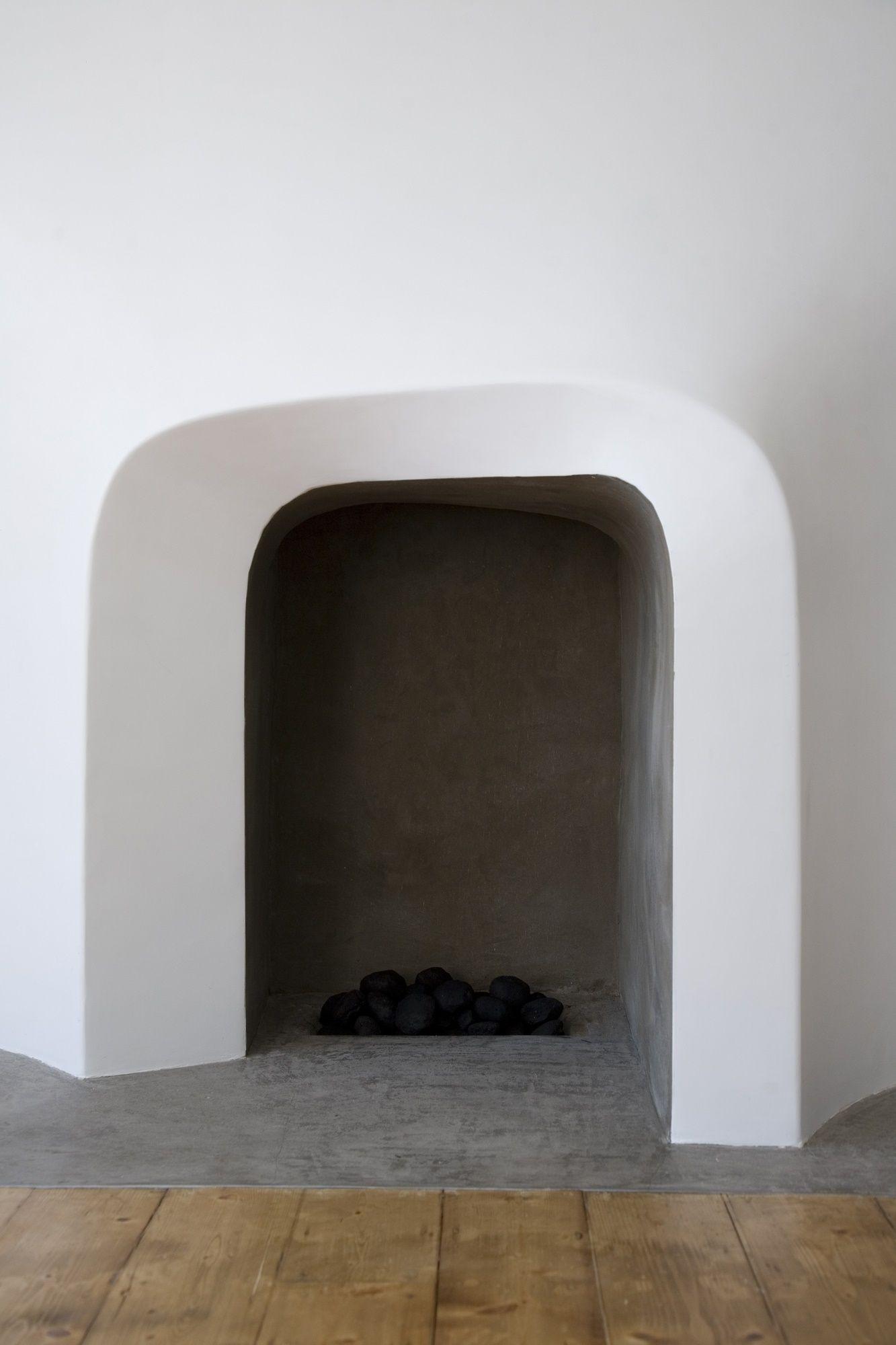 Focal Shift Fireplace By Scenario Architecture London Uk Fireplace Fireplace Design Interior Design Inspiration
