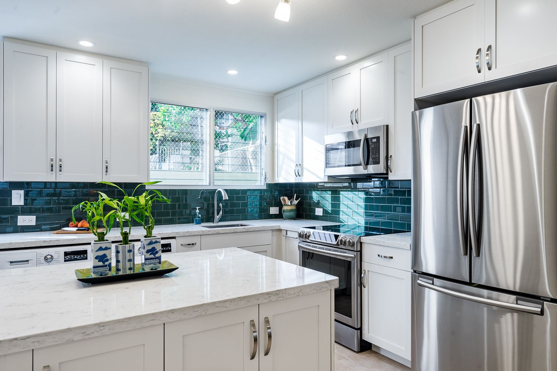 DTC Kitchen Renovation, Service Residence, Hawaii   Dream Kitchens ...