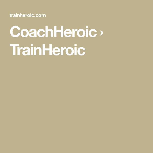 Coachheroic