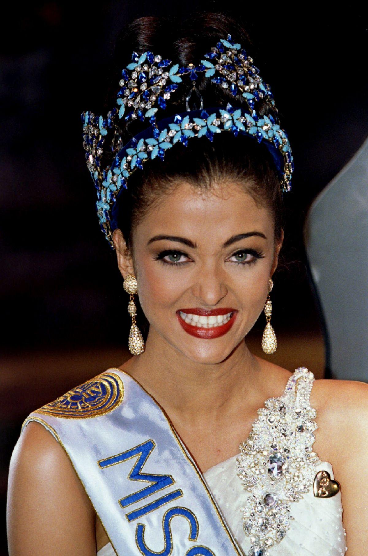 Aishwarya Rai Bachchan: 20 years of winning Miss World