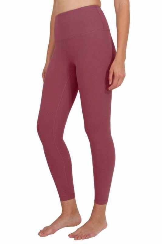 e999e3c3c8 Amazon.com: 90 Degree By Reflex - High Waist Power Flex Legging – Tummy