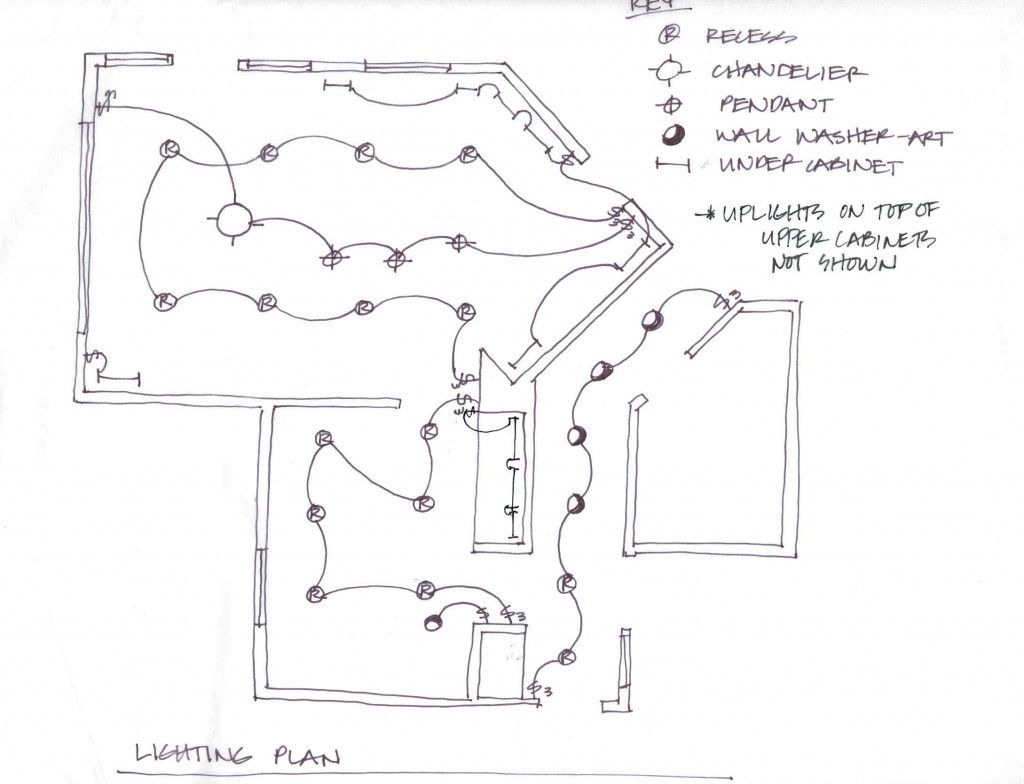 small resolution of lighting blueprint design rough sketch of the lighting plan