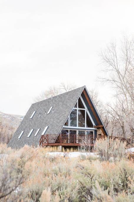 A-Frame Haus - Sruby k pronájmu v Heber City, Utah, Spojené státy ...